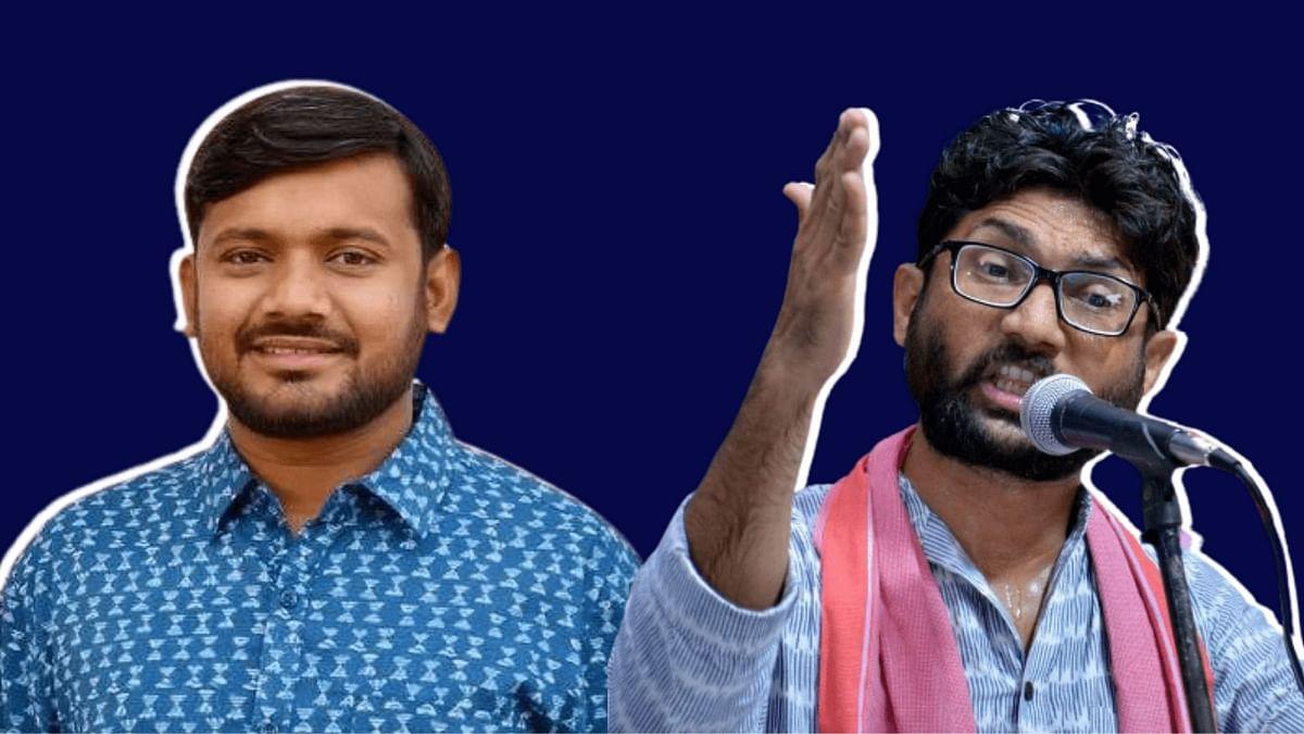 Gujarat MLA Jignesh Mevani, Kanhaiya Kumar To Join Congress on 28 September