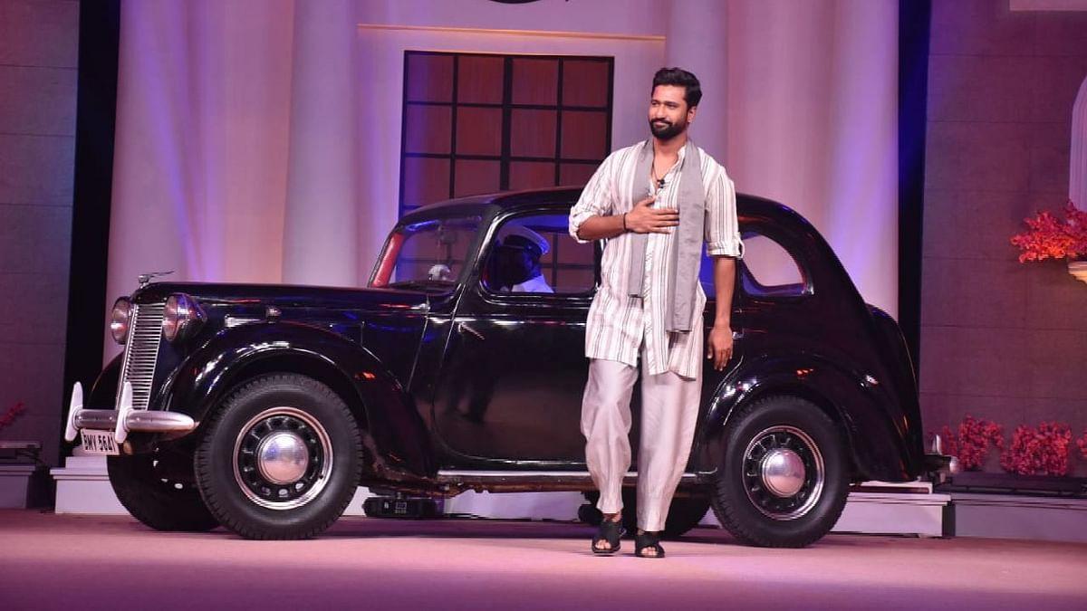 Pics: Vicky Kaushal & Team at 'Sardar Udham' Trailer Launch