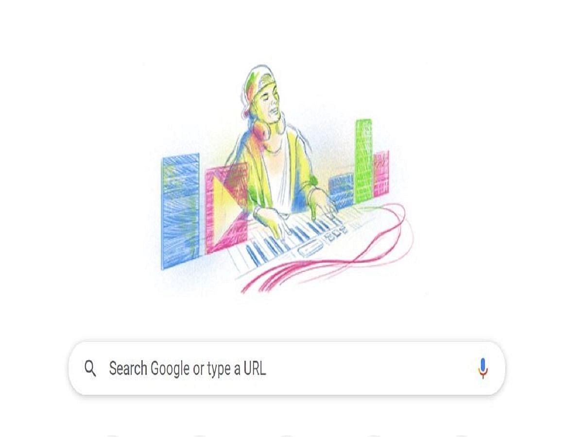 Google Doodle Honours Swedish DJ Avicii on His 32nd Birthday