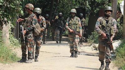 Terrorist Involved in BJP Leader's Murder Killed in Encounter in J&K's Bandipora
