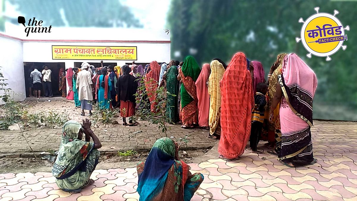 Long Distances & Discrimination: UP Villagers on Chasing COVID-19 Vaccine
