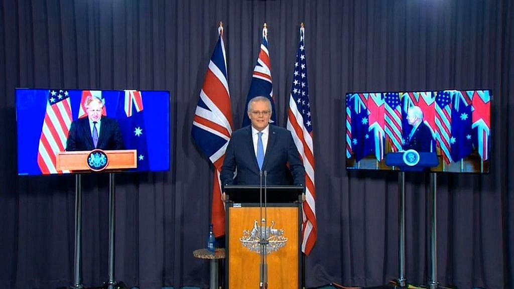 AUKUS Pact between Australia, UK and US Will Have Huge Implications