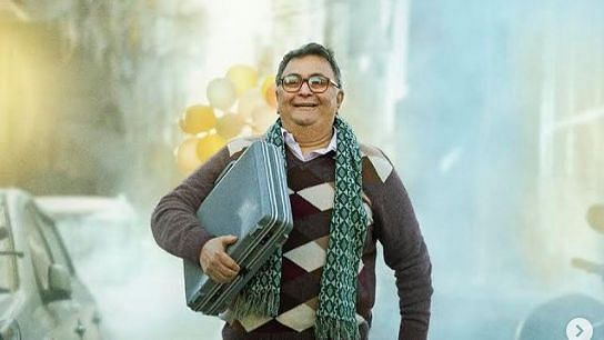 Rishi Kapoor's Look from His Last Film Revealed On His Birth Anniversary