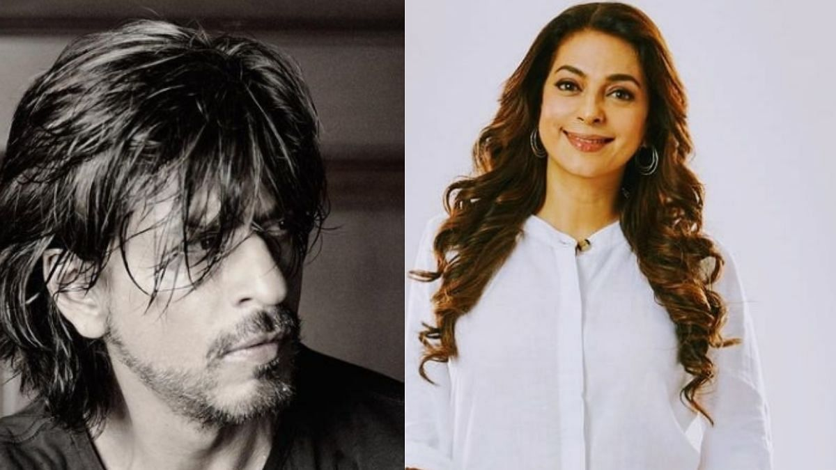 """<div class=""""paragraphs""""><p>Juhi Chawla recalls a funny incident involving her co-star and friend Shah Rukh Khan.</p></div>"""