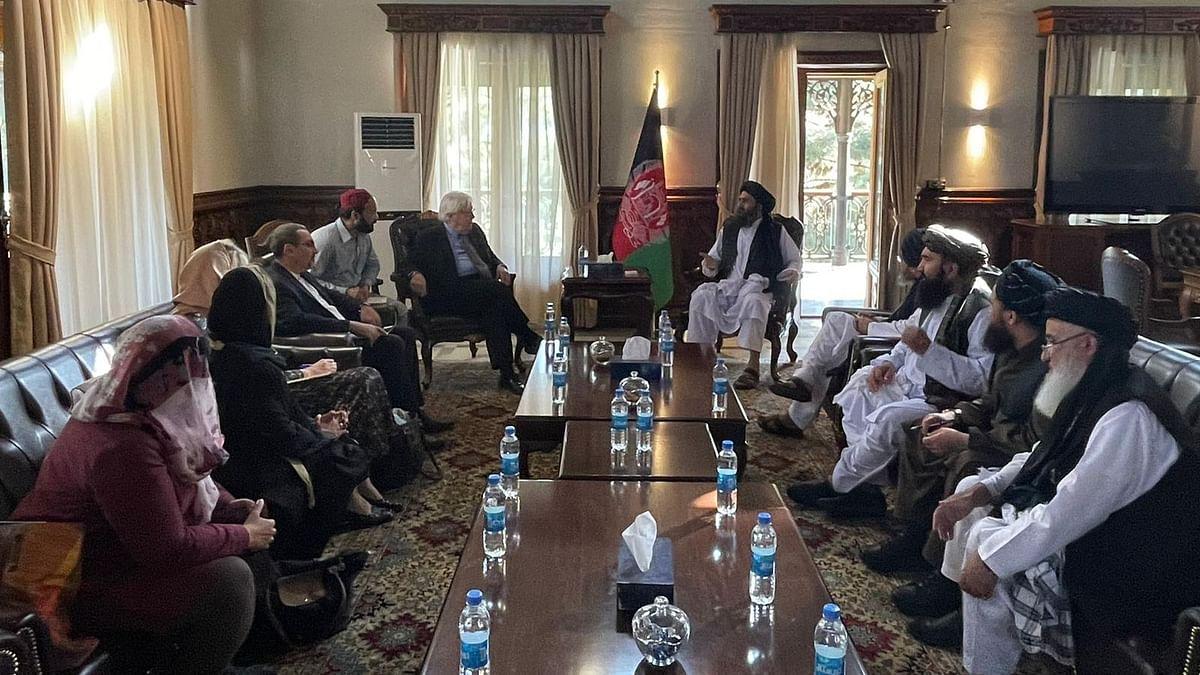 UN Official Meets Taliban's Mullah Baradar in Kabul; Raises Humanitarian Issues
