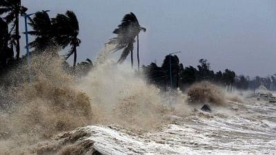 'Landfall Process Begun' Alerts IMD as Cyclone Gulab Hits Andhra, Odisha Coast