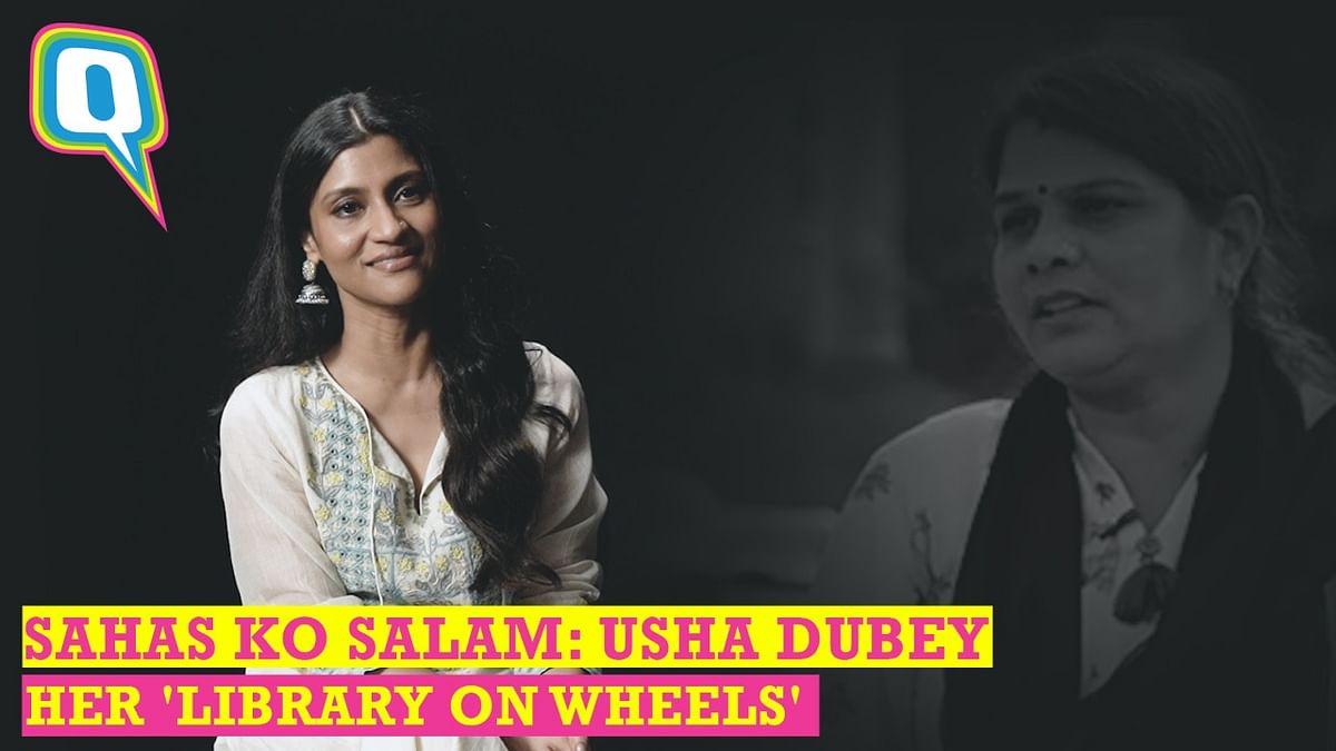 Konkona Sensharma Narrates the Story of a Teacher and Her 'Library on Wheels'