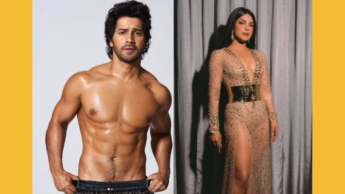 Exclusive: Varun Dhawan to Be Part of 'Citadel' With Priyanka Chopra