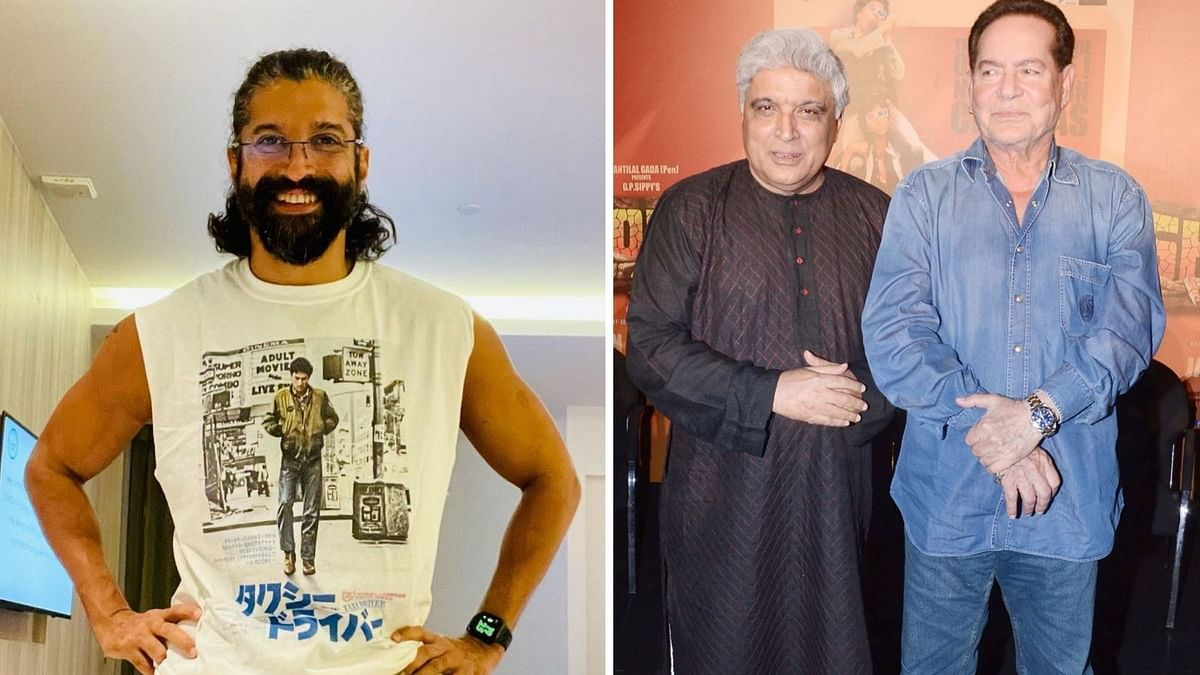 This is What Farhan Akhtar Has to Say About the Salim-Javed Split