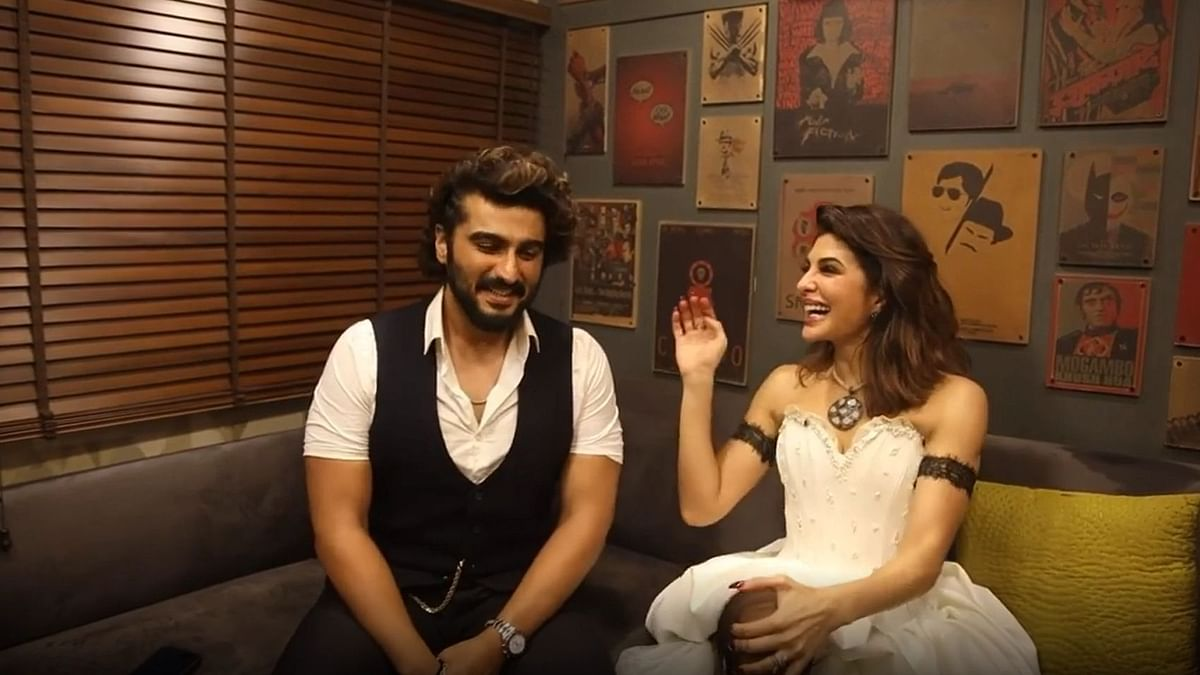 Jacqueline Fernandez Tells Arjun Kapoor How She Deals With Online Hate