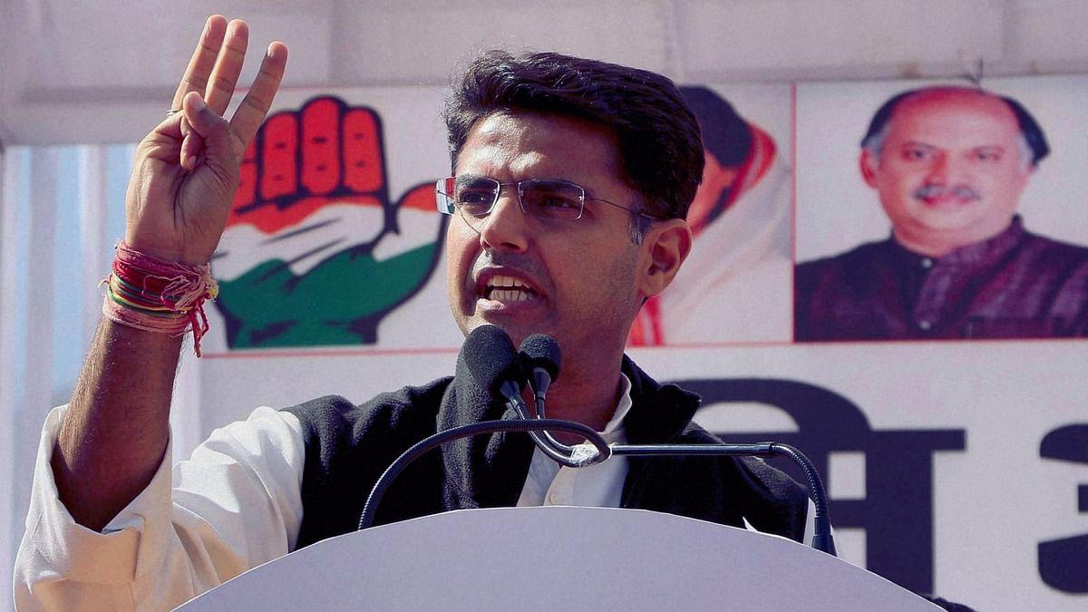 Post-Punjab, Congress Plan for Rajasthan & Gujarat Focuses On Pilot