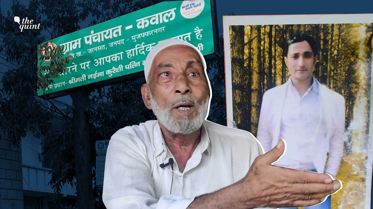 """<div class=""""paragraphs""""><p>In the very first death of the Muzaffarnagar riots,  Shahnawaz's father alleges that the probe has been biased and faulty since the beginning.</p></div>"""