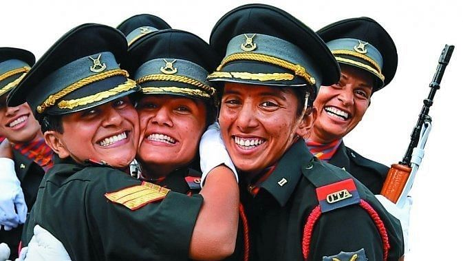 """<div class=""""paragraphs""""><p>The Centre on Wednesday, 8 September, said that it was 'delighted' to admit women into the National Defence Academy (NDA). Image for representation purpose.</p></div>"""