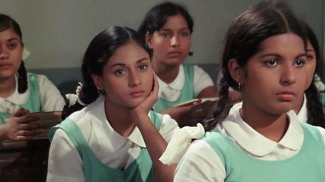 """<div class=""""paragraphs""""><p>Jaya Bhaduri in&nbsp;<em>Guddi.</em></p></div>"""
