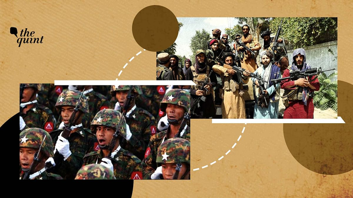 From Afghanistan to Myanmar, Has India Decided to Dine With Tyrants?