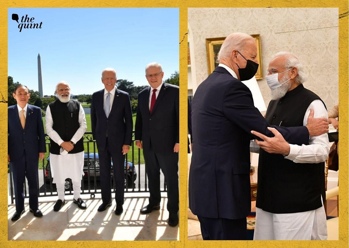 Modi-Biden Talk About Afghanistan, H1-B Visa in Bilateral Talks