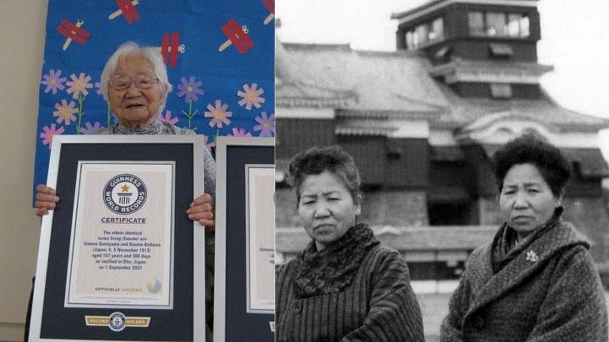"<div class=""paragraphs""><p>Umeno Sumiyama and Koume Kodama were born on Nov. 5, 1913&nbsp;on Shodoshima island in western Japan.</p></div>"