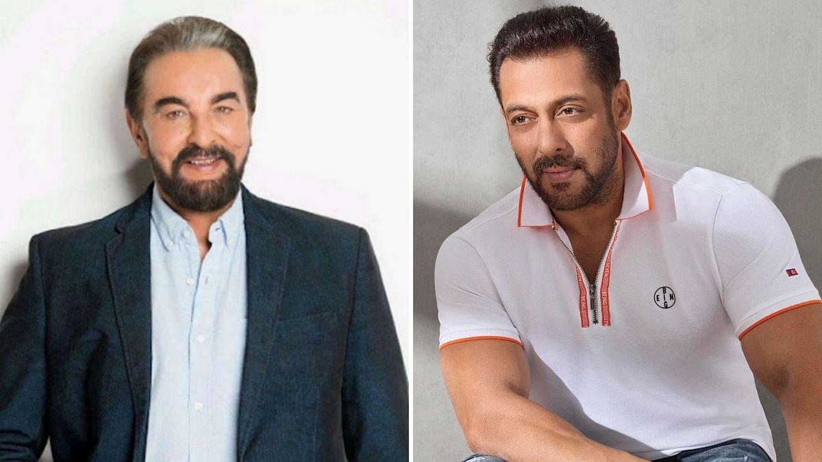 """<div class=""""paragraphs""""><p>Kabir Bedi recounts a story about Salman Khan while promoting his autobiography.</p></div>"""