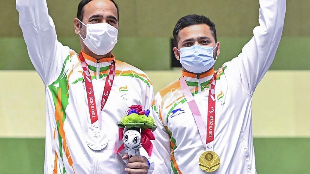 Tokyo Paralympics: Shooter Manish Narwal Wins Gold, Singhraj Adhana Bags Silver