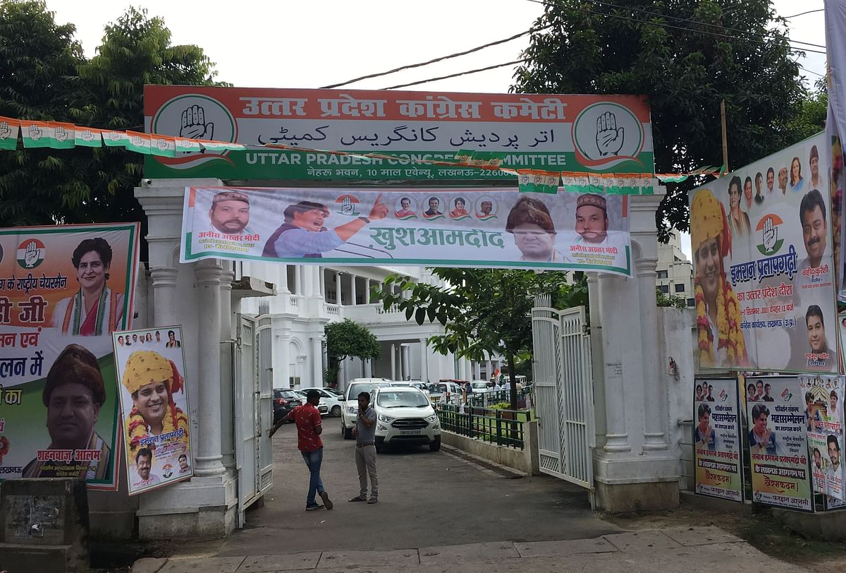 Congress Gives Head Start To At Least 50 Candidates For UP Polls?
