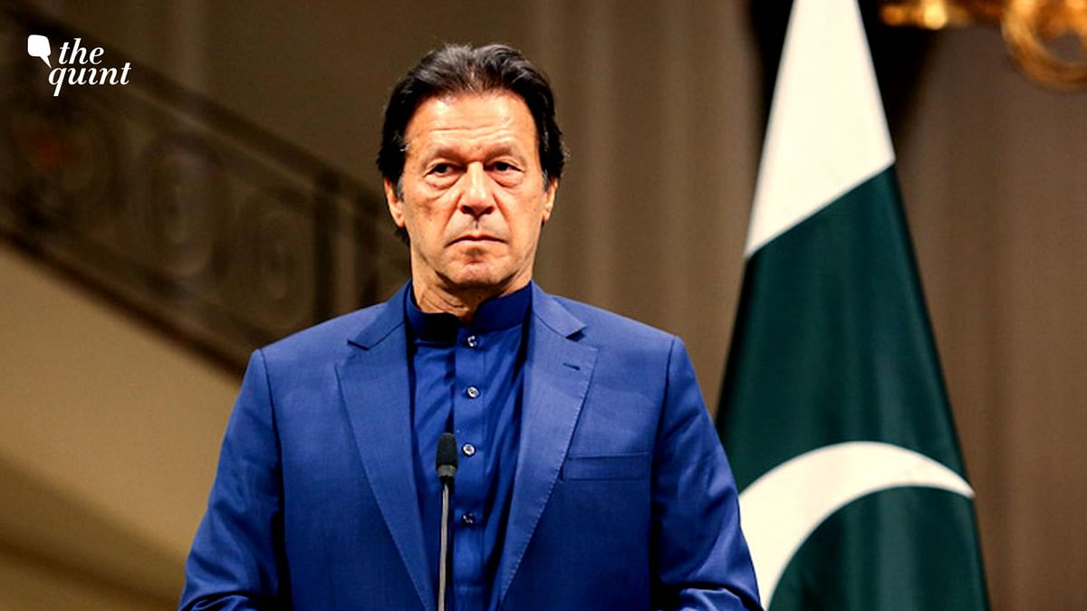 """<div class=""""paragraphs""""><p>Imran Khan in his interview with CNN, in a very condescending mood, explained  the real story of the Haqqanis to Becky Anderson.</p></div>"""