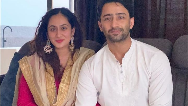 Shaheer Sheikh and Ruchikaa Kapoor Blessed With a Baby Girl