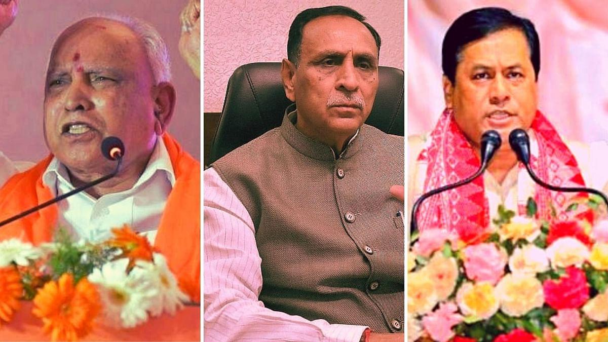 Assam, Uttarakhand, Karnataka, Now Rupani in Gujarat – Another BJP CM Shown Exit