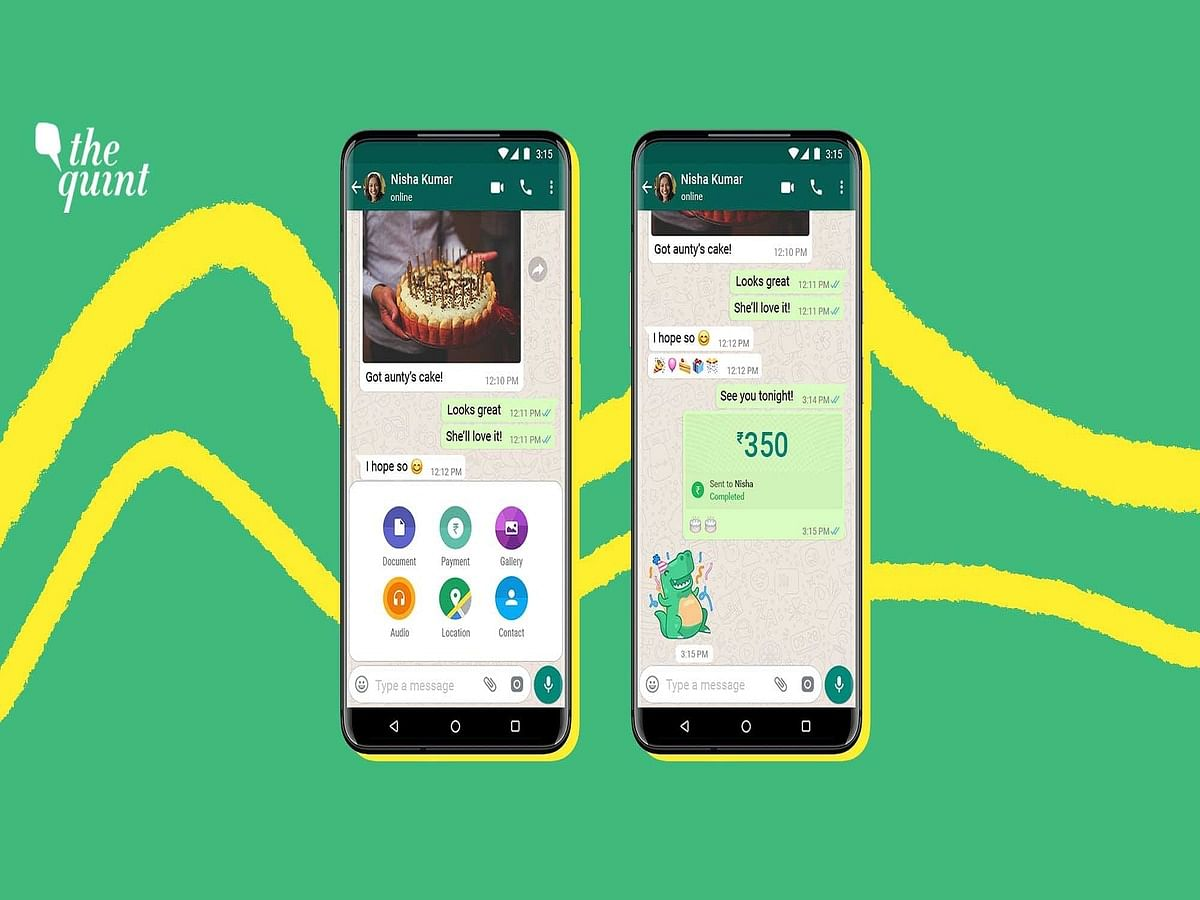 WhatsApp Payments May Soon Come With the New 'Cashback' Feature: Report