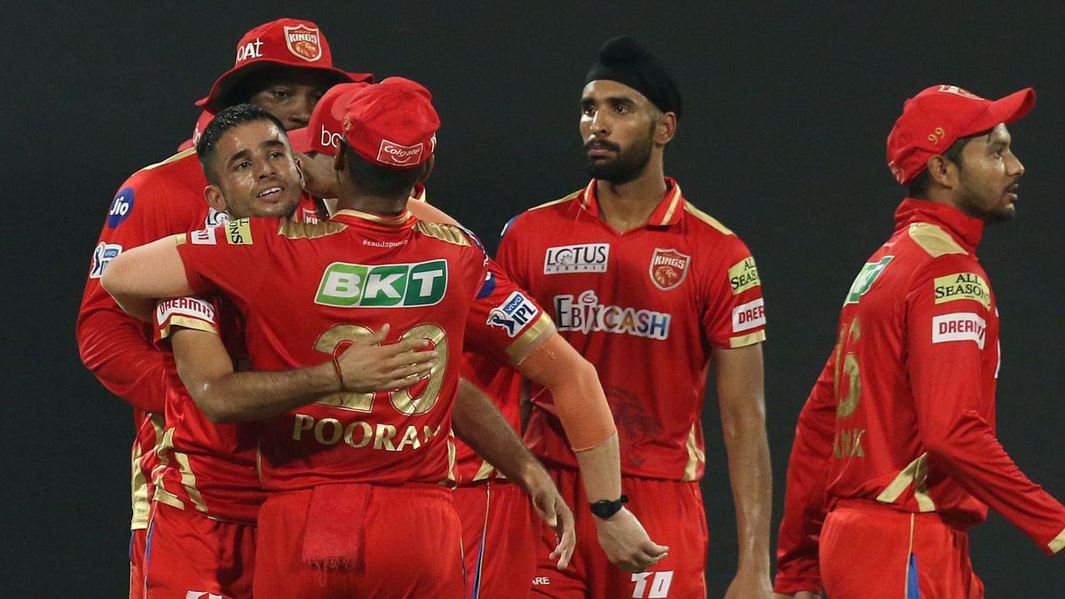 "<div class=""paragraphs""><p>IPL 2021: Punjab Kings beat Sunrisers Hyderabad by 5 runs on Saturday.</p></div>"