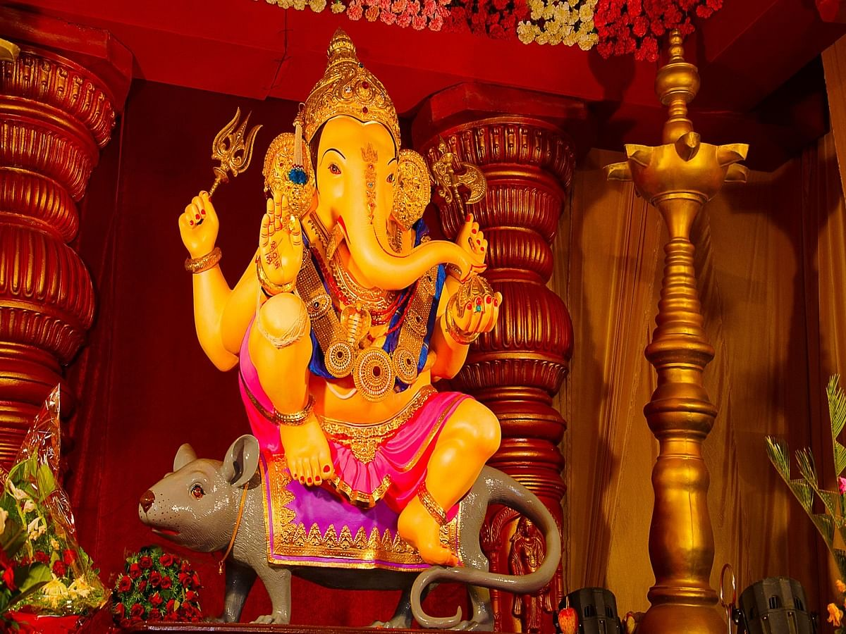 Happy Ganesh Chaturthi 2021 Wishes, Messages, Quotes and Greetings