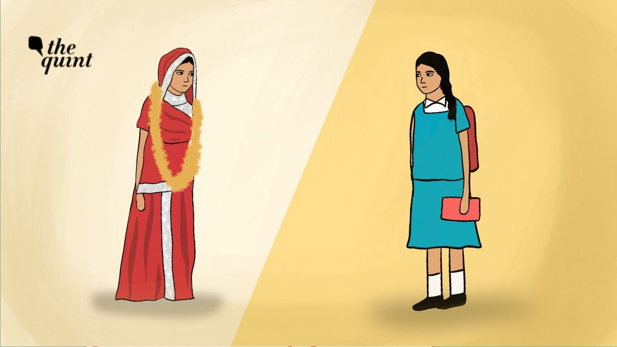 """<div class=""""paragraphs""""><p>In Maharashtra, the Women and Child Development Department of the state intercepted at least 780 child marriages between January 2020 and June 2021.</p></div>"""