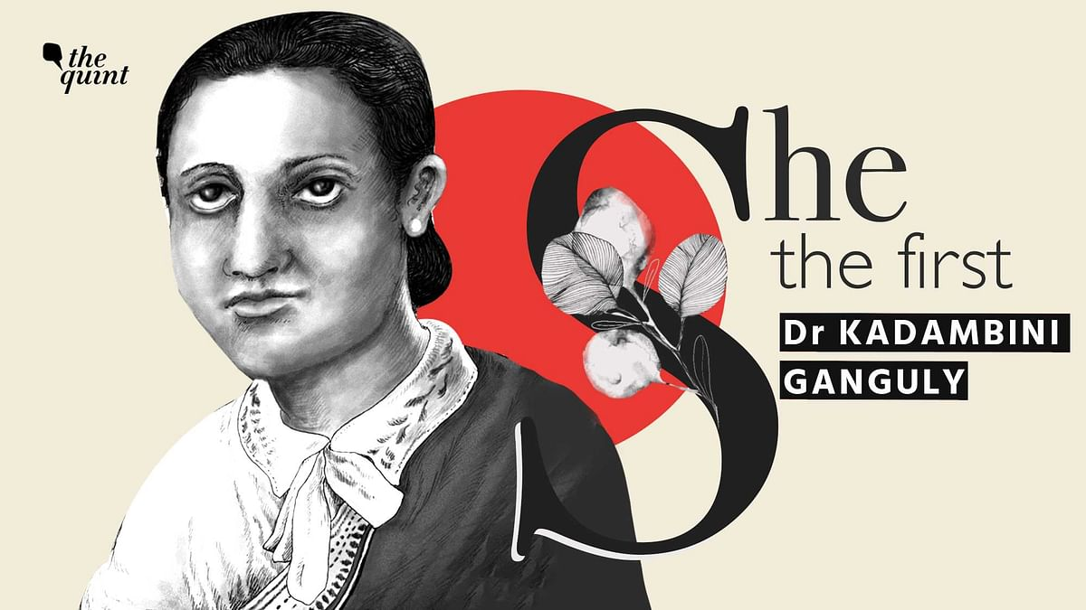 She The First | Dr Kadambini Ganguly: Taking on Society to Save Lives