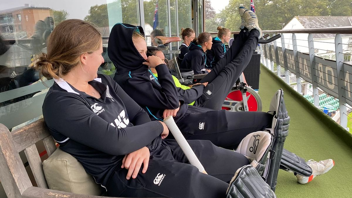 Security Beefed Up for NZ Women's Team in England After Threatening Mail
