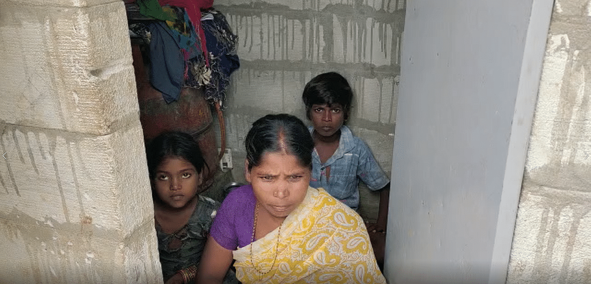 Why This Lower Caste Family Has Been Living in a Toilet for Four Years
