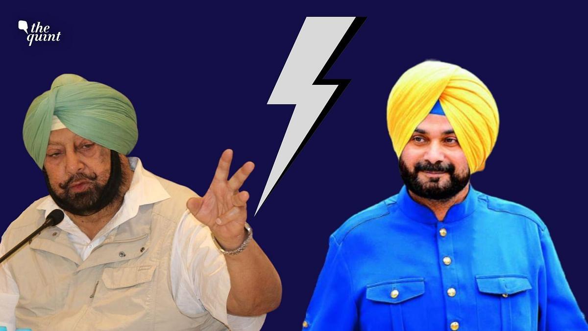 Will Make Any Sacrifice to Stop Sidhu From Becoming Punjab CM: Amarinder Singh