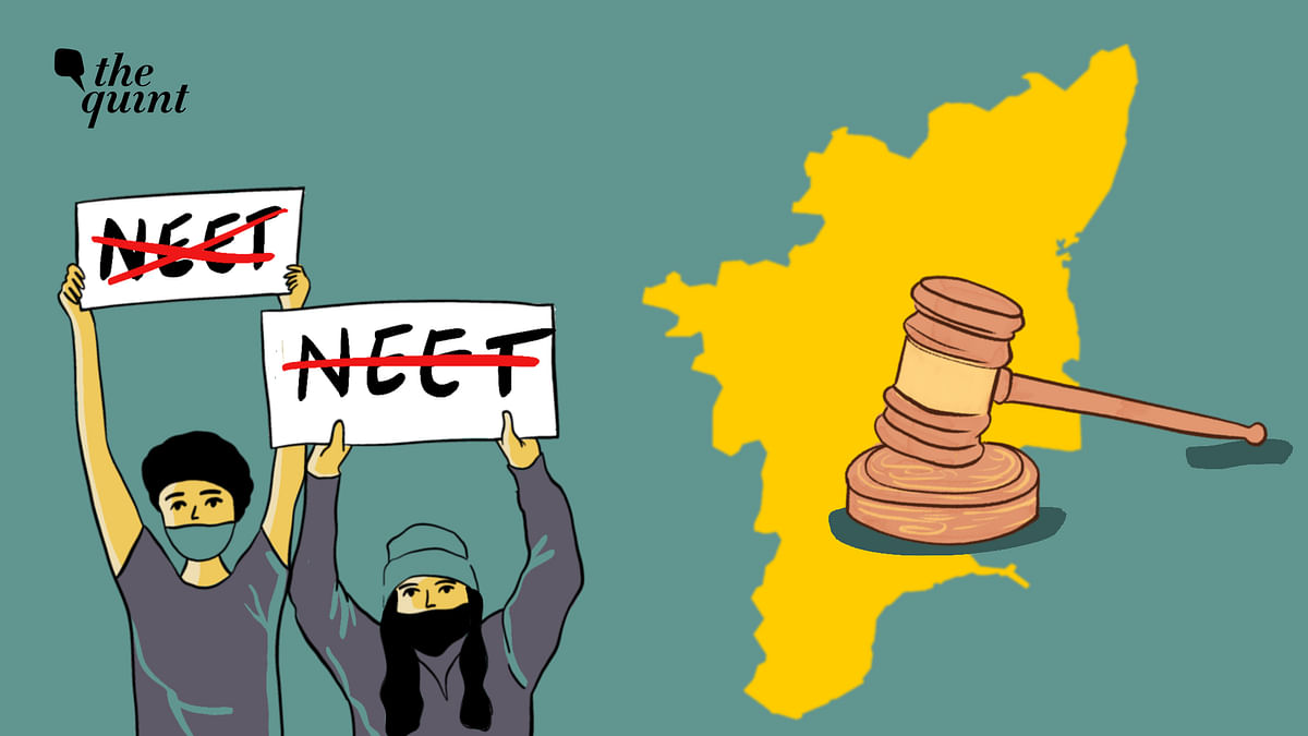 Can Tamil Nadu's Bill Seeking Exemption From NEET Stand the Test of Law?