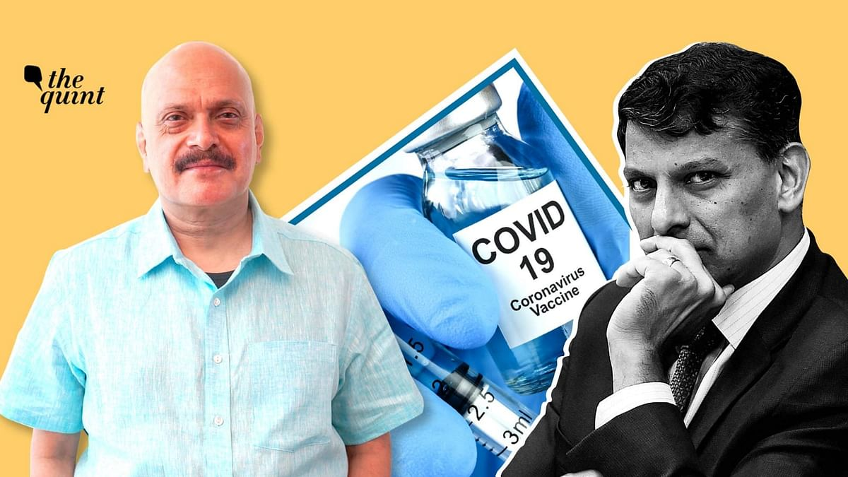 Raghuram Rajan Exclusive: On Economic Fallout of Climate Crisis, COVID & More