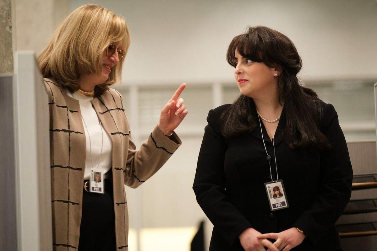 "<div class=""paragraphs""><p>Sarah Paulson and Beanie Feldstein in a still from <em>Impeachment: American Crime Story.</em></p></div>"