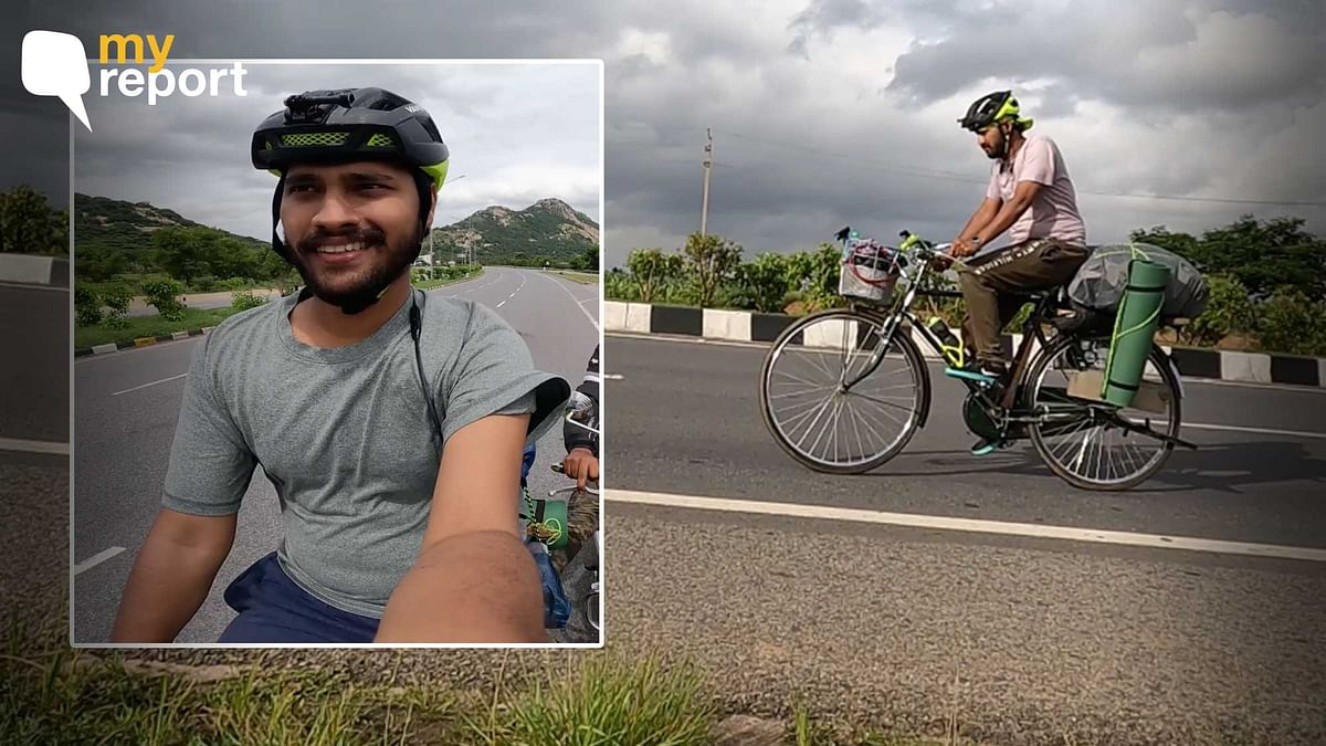 My Cycling Journey From Chennai to Goa, Making New Friends, Looking for Stories