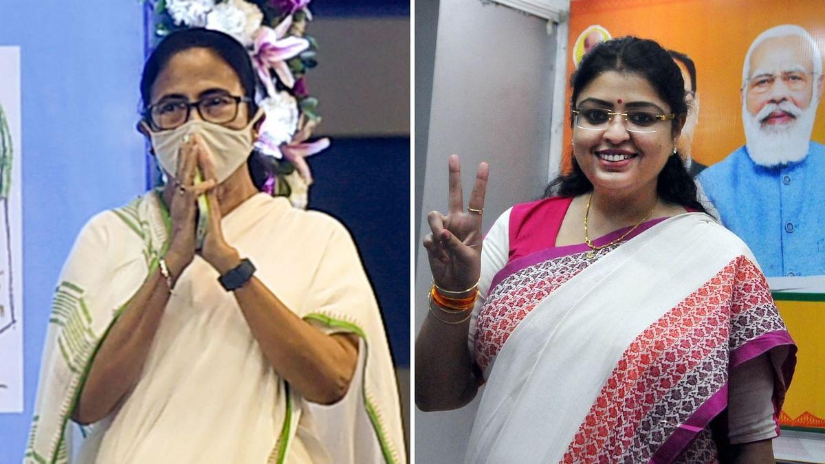 BJP's Priyanka Tibrewal Files Objection Against Mamata Banerjee's Nomination
