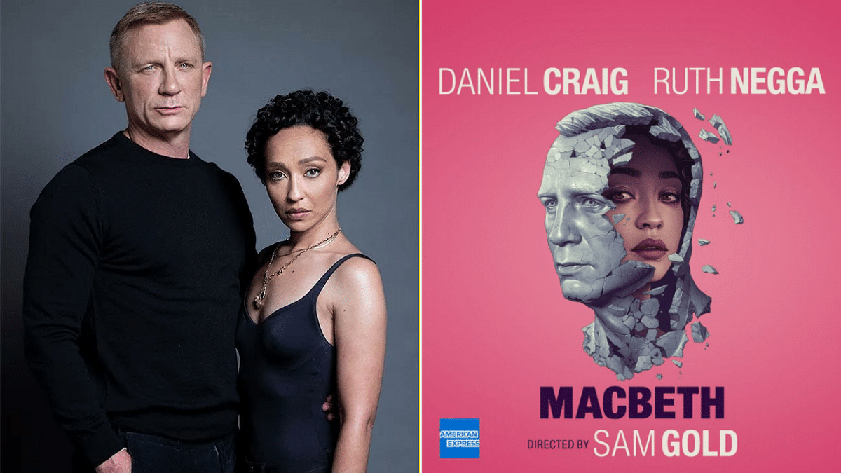"""<div class=""""paragraphs""""><p>Daniel Craig and Ruth Negga to star in a Broadway production of Shakespeare's Macbeth.</p></div>"""