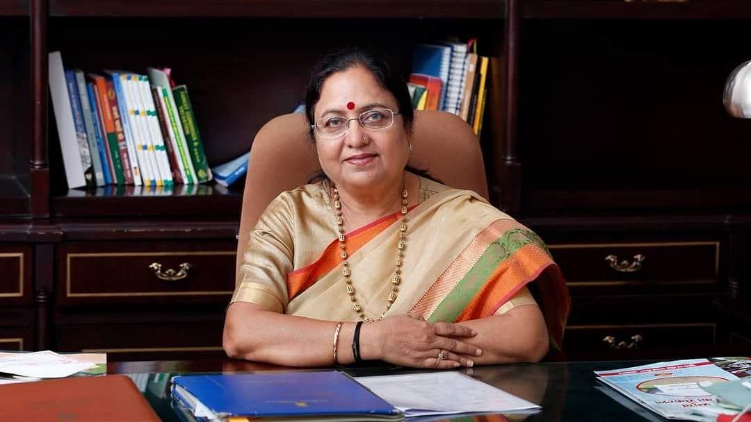 "<div class=""paragraphs""><p>Uttarakhand Governor Baby Rani Maurya on Wednesday, 7 September, submitted her resignation to President of India Ram Nath Kovind.</p></div>"