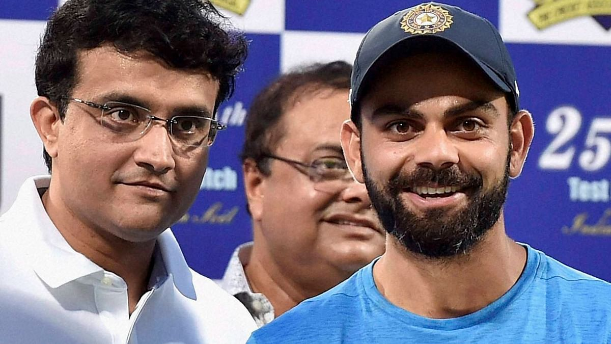 """Ganguly Says Virat Decision to Step Down """"Made Keeping in Mind Future Roadmap"""""""