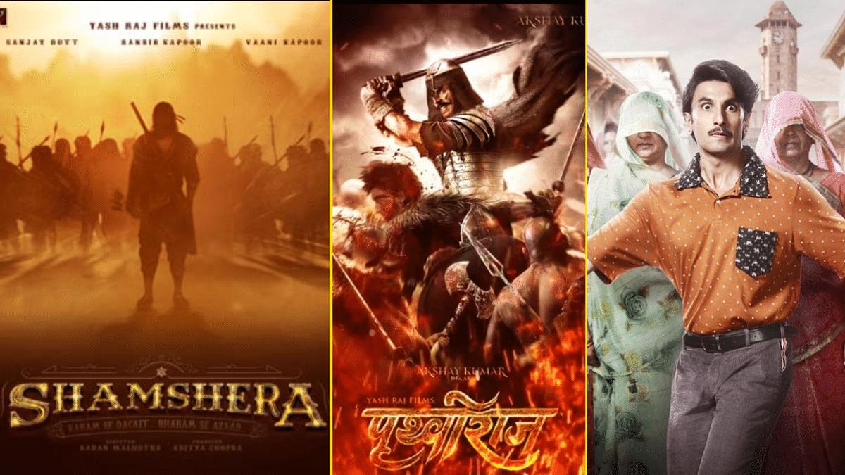 YRF Announces Release Dates for Bunty Aur Babli 2, Shamshera, Prithviraj