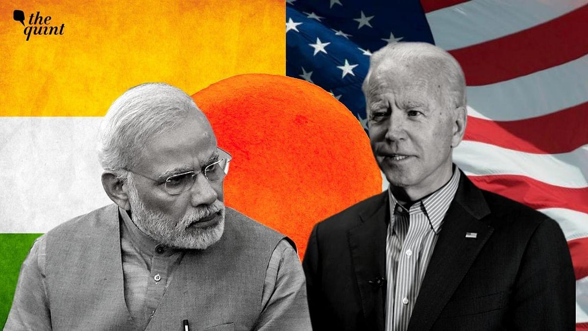 Narendra Modi And Joe Biden 'Meet' On Respective National Interests