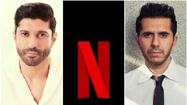 Netflix, Farhan's Excel Ent Strike a Multi-Year Series Deal; Announce 2 Projects