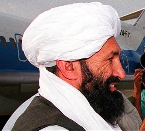 "<div class=""paragraphs""><p>Prime Minister Mullah Hasan Akhund.</p></div>"