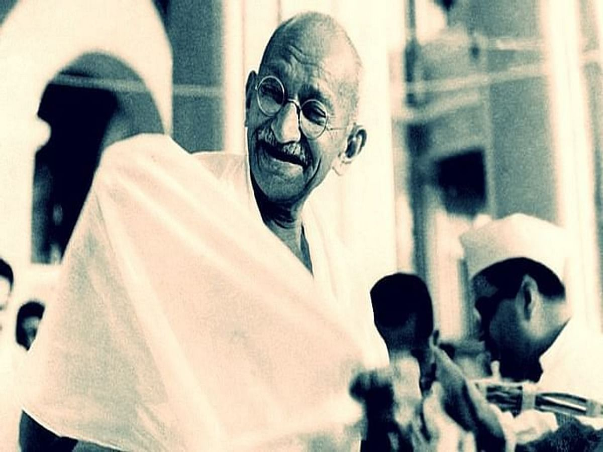 """<div class=""""paragraphs""""><p>Here's a sample speech in English for students on the occasion of Gandhi Jayanti</p></div>"""
