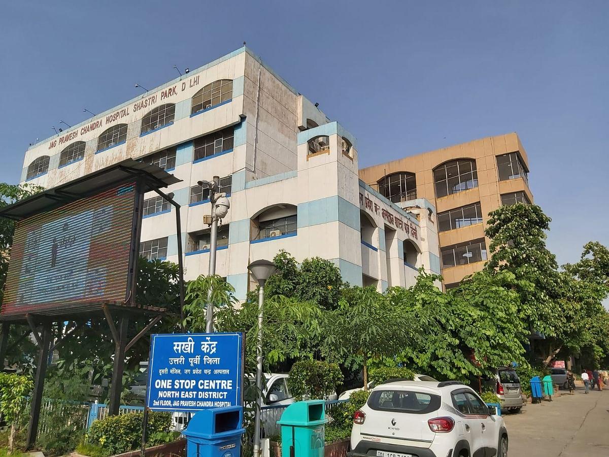 "<div class=""paragraphs""><p>Jag Pravesh Chandra Hospital</p></div>"