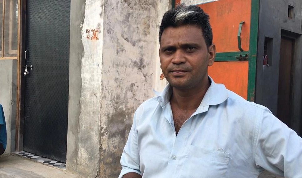 """<div class=""""paragraphs""""><p>Rahul Kumar, who lives less than 100 meters away from Daksh's home, says no one has come to his house for a survey yet.</p></div>"""
